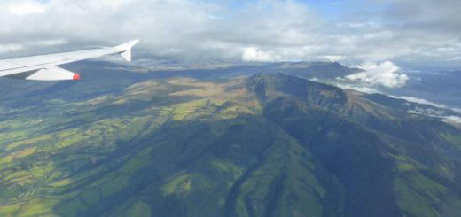 Galapagos to Quito: Cold Weather is Toxic to My Skin
