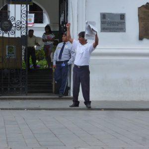 Popayán: Plan A and Plan B