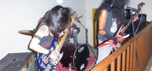 Popayán: Colombian Rock Out
