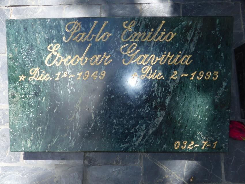 Pablo Escobar Tour, Medellin, Colombia