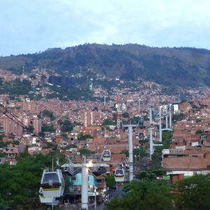 Medellin: The Cost of a Regular Gig