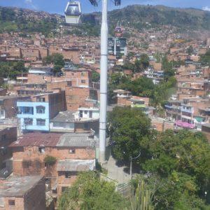 Medellin to Popayán: Medellin City Tour.