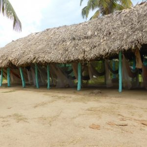 Taganga to Tayrona National Park: A-holes