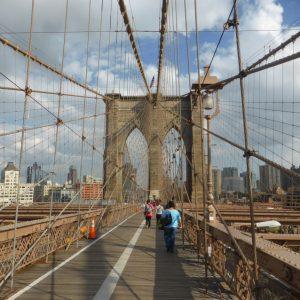 New York City: North American Ground