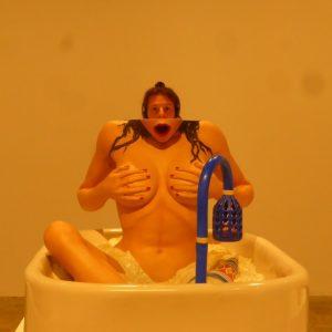 New York City – Jeff Koon Three Meter Porn