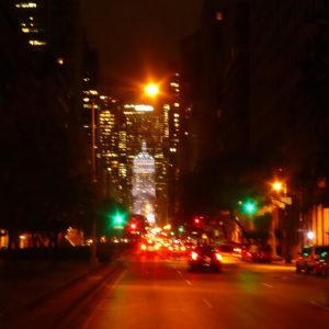 New York City: Friendship Comets Colliding