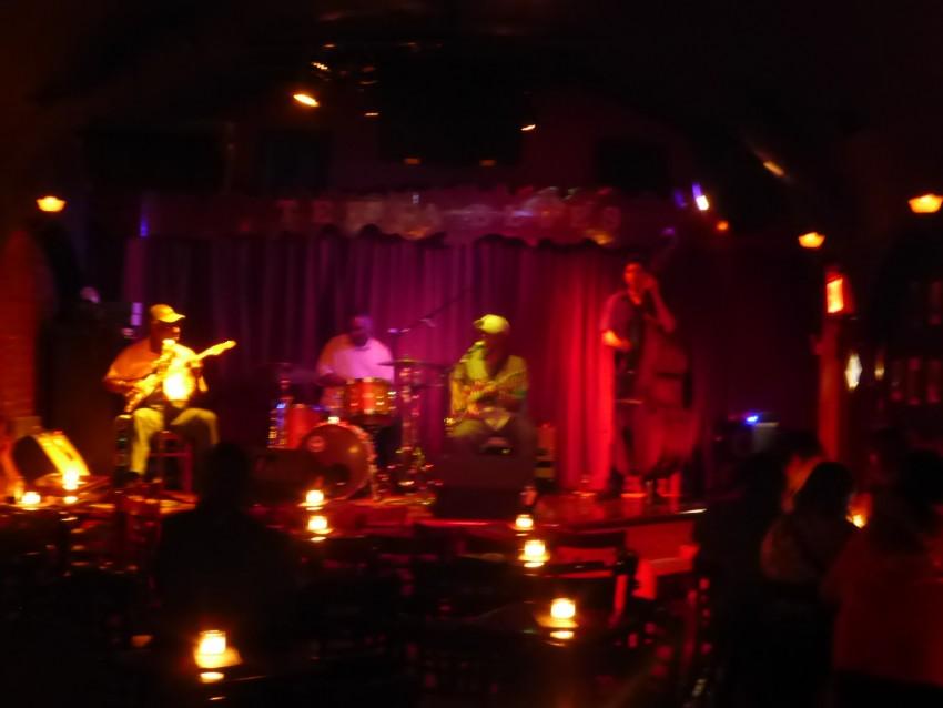 New York City: New York Blues