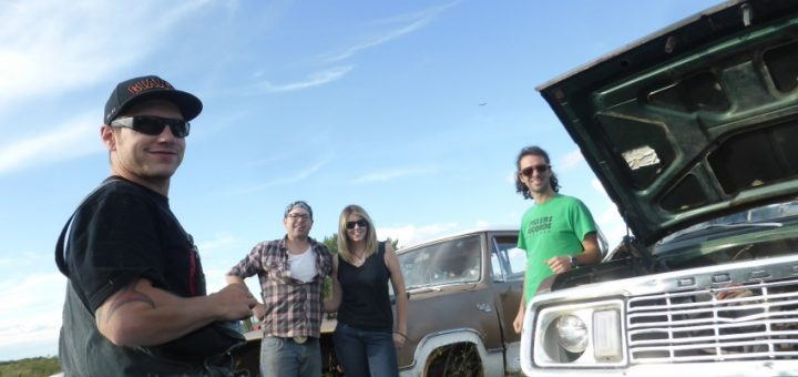 Regina: Road Tripping with Two of My Favorite Allies...