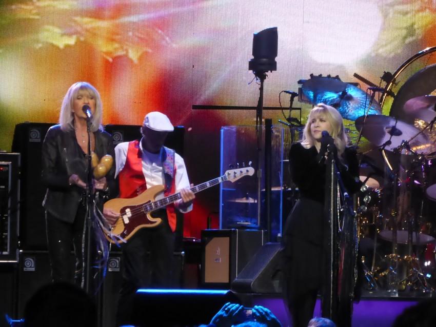 Fleetwood Mac with Christine MacVie.