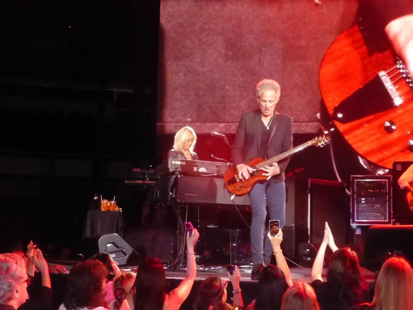 Fleetwood Mac's Lindsey Buckingham.
