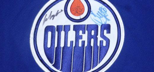 Edmonton Oiler fanatic