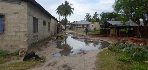 Nungwi Zanzibar: Chalk the White Guy