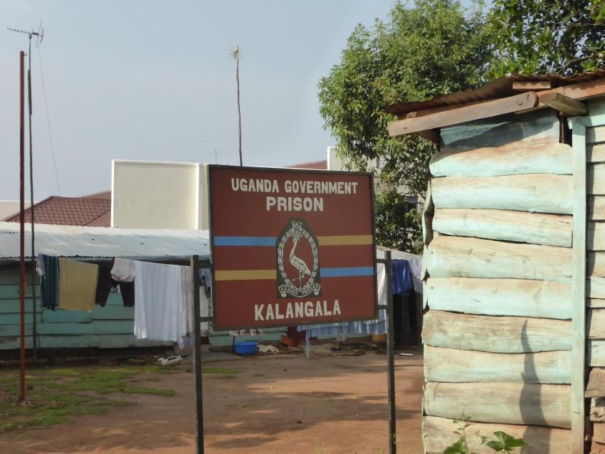 Girls in Kalangala