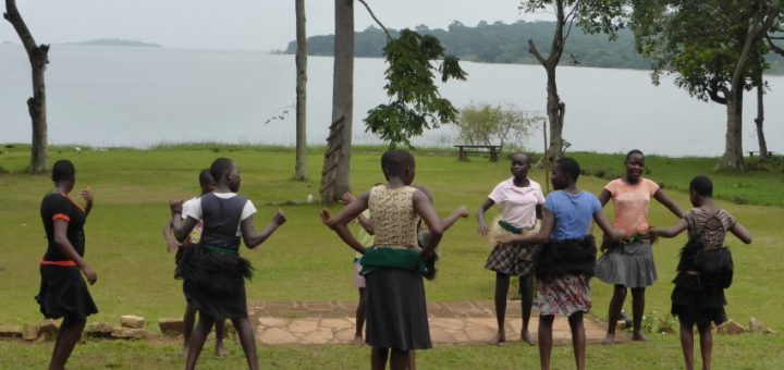 Walking on Eggshells - Bery's Place - The Ugandan Sexual Abuse Recovery Home of 43 Young Girls