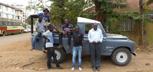Kisumu: A Tow-Truckin' Son-of-a-gun