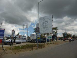 Nairobi to Arusha: Blagging Immigration