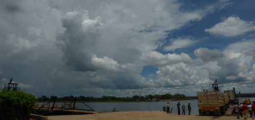 Kazungala: A Town Tied to Four Countries