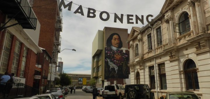 Johannesburg: Hanging out in Maboneng