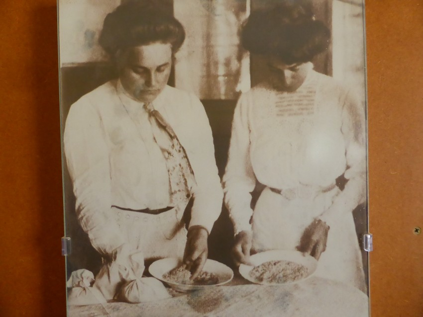 By 1911 August Stauch had become a tycoon, always on the move, while his wife Ida on a visit to South West Africa stayed behind to count the diamonds.