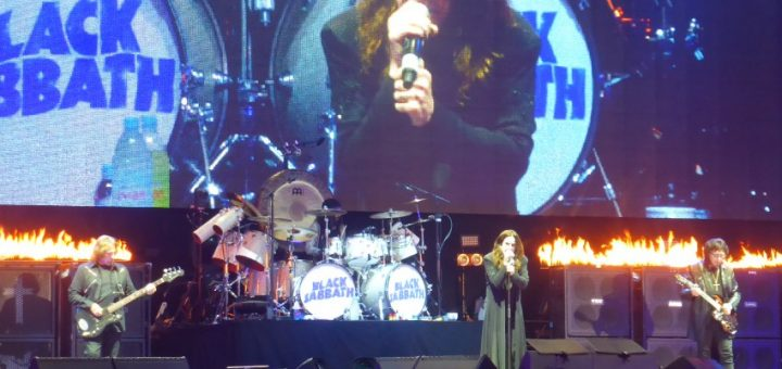 Black Sabbath, Download Festival.