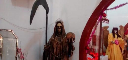 Santuario Nacional del Angel de la Santa Muerte: Mexico City