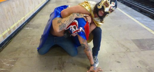 Lucha Libre Mexican Wrestling: Mexico City