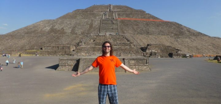 Teotihuacan: The Pyramids Close to Mexico City