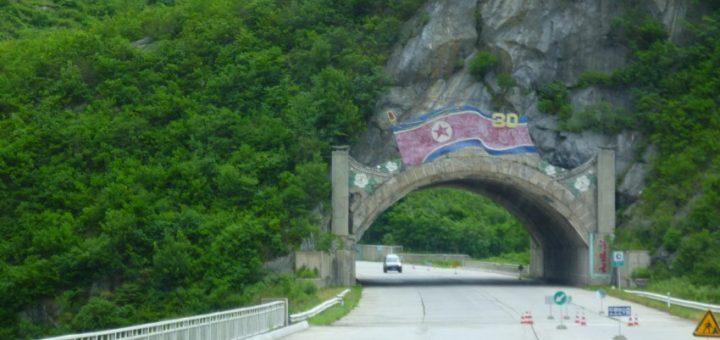Mt. Kumgang North Korea