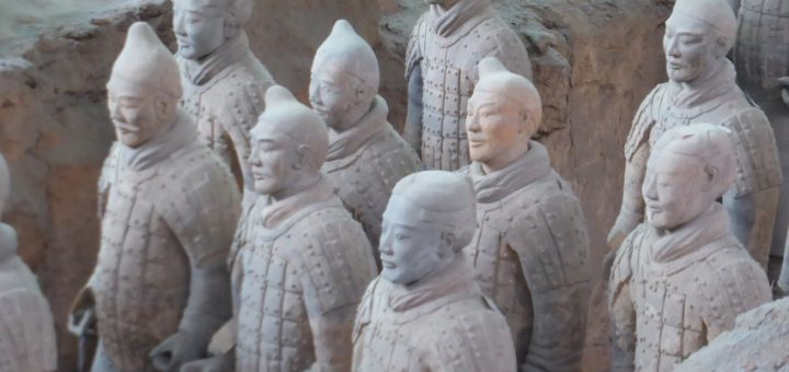 Terracotta Warriors Tour in China