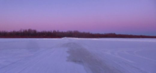 Traveling Canadian Ice Roads: Fort McMurray to Fort Chipewyan