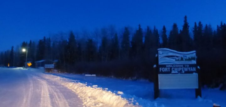 Traveling Canadian Ice Roads: Fort McMurray to Fort Chipewayn