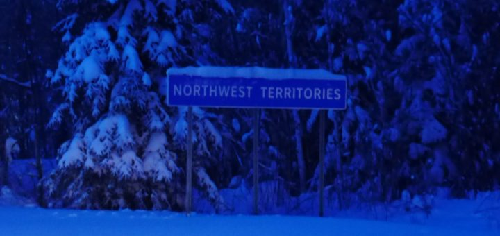 Entering the Northwest Territories: Fort Chipewyan to Fort Smith.