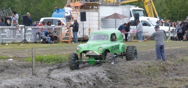 Mud Bog: St. Laurent, Manitoba - Metis Days
