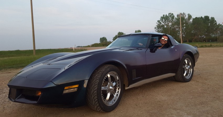 My First Corvette - My Seven-Year-Old Fantasy is Here
