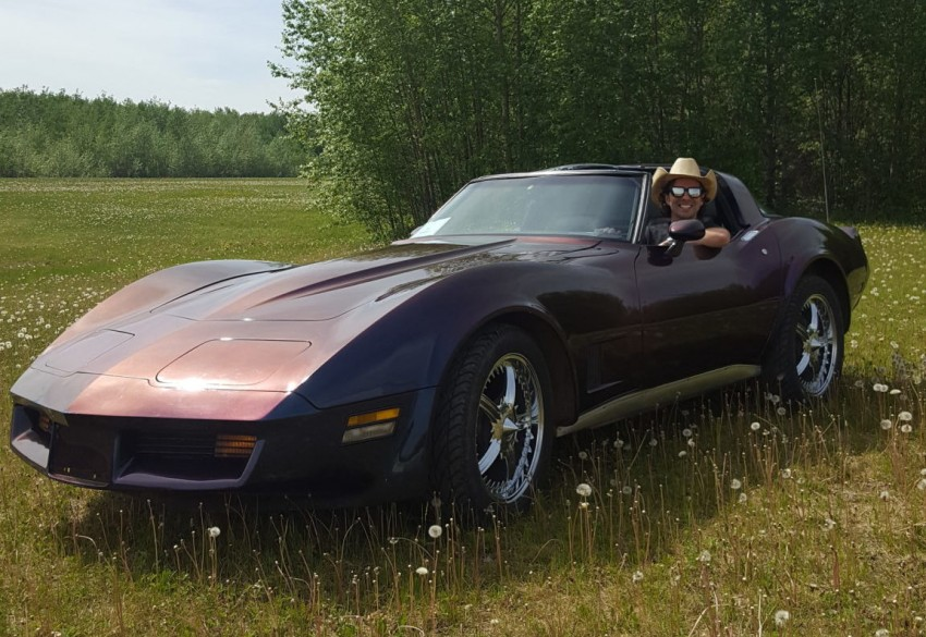My First Corvette - My Seven-Year-Old Fantasy