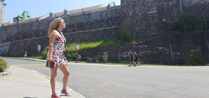 Touring Around Quebec City