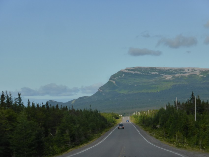 Visit Gros Morne National Park in Newfoundland.