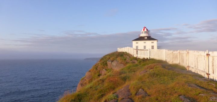 Visiting Cape Spear and St John's, Newfoundland