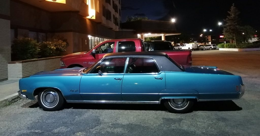Not Larry's Super Sexy 1970 Oldsmobile 98