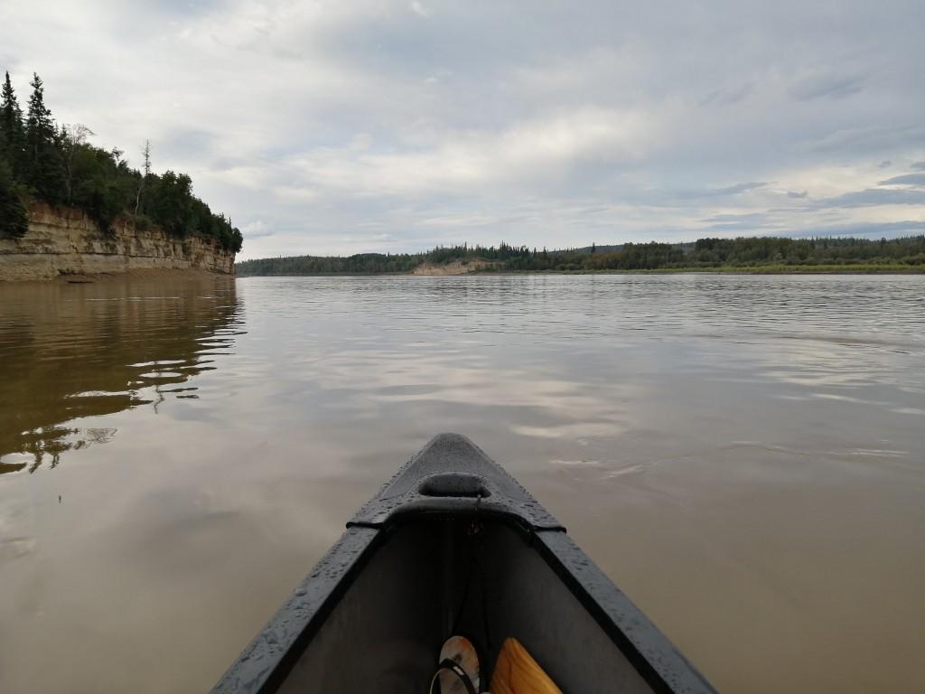 Canoe Conundrum in Canada